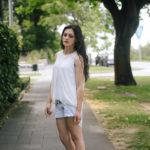 Summer Breeze – Crossover Blouse
