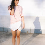 The Missing Pink – Minimalist Pink Outfit