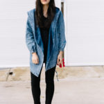 Denim Not Cold Anymore