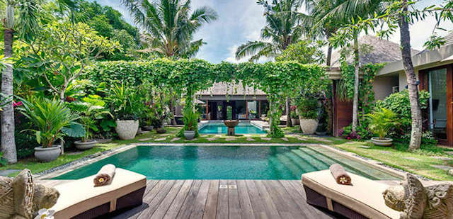 Bali Villas - The Luxe Nomad