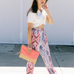 Pretty In Prints Summer Pants – POL Clothing
