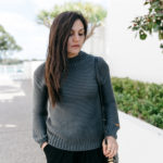 Stone Cold Grey Knit Jumper