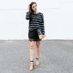 Lace Be Honest – Lace Trim Shorts