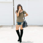 Somewhere, Over The Knee Boots