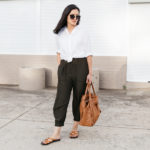 Effortless Linen Shirt & Silky Pants Combo