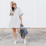 Grey Sportluxe Outfit + Ethical Fashion